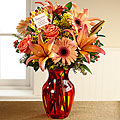 DaySpring® Give Thanks Fall Bouquet  - VASE INCLUDED