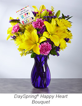 Birthday Blessings Bouquet