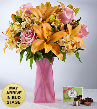The FTD® Bright Blessings Bouquet