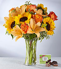 The FTD® Sunny Sights Bouquet
