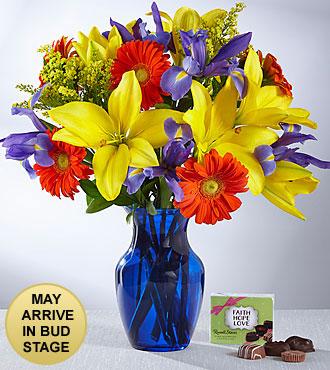 The FTD® Glorious Grace Bouquet