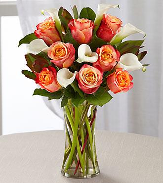Autumn Grandeur Bouquet - VASE INCLUDED