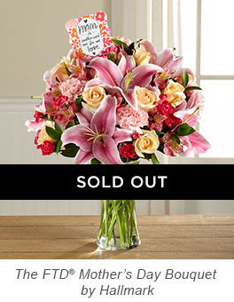 The FTD® Bright and Beautiful Bouquet by Hallmark