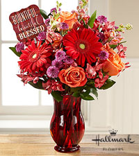 The FTD® Bounty of Blessings Bouquet by Hallmark