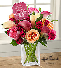 The FTD® One of Kind Bouquet by Hallmark -VASE INCLUDED