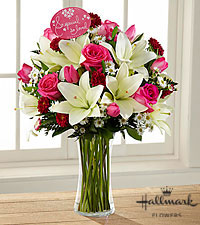 The FTD® So Special Bouquet by Hallmark -VASE INCLUDED