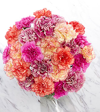 Perfectly Frilling Bouquet - No Vase