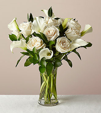 Endless Elegance Bouquet - VASE INCLUDED