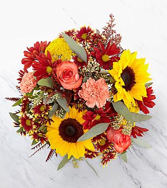 Copper Callings Bouquet