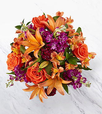 Finding Fall Harvest Bouquet
