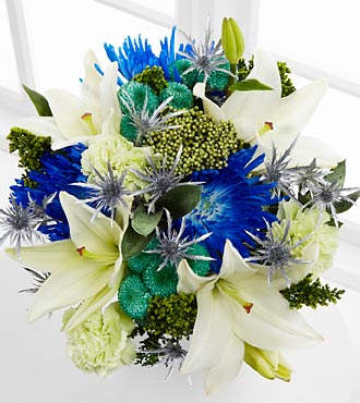 Starry Nights Holiday Bouquet - No Vase