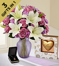 Love Never Fails Valentine's Day Ultimate Gift