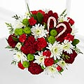 Deals on Heart of the Holidays Mixed Bouquet