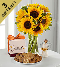 Autumn Cheer Ultimate Gift - VASE INCLUDED