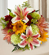 Count Your Blessings Fall Bouquet - No Vase