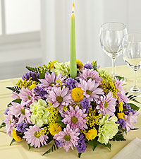 Spring Soiree Centerpiece