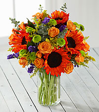 Happy Homecomings Grande Bouquet - 1 Grande Jar Included