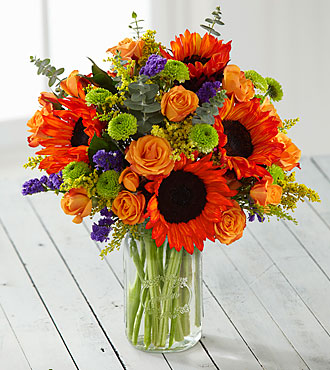 Happy Homecomings Grande Bouquet - 1 Grande Jar Included