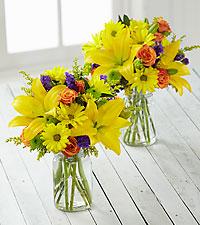 Brightest Days Petite Bouquet Duo
