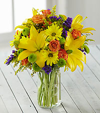 Brightest Days Grande Bouquet - 1 Grande Jar Included