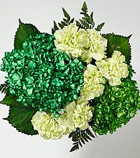 Emerald Isle Bouquet - No Vase