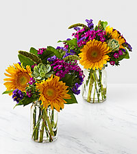 Southwest Sweetness Bouquet - 2 PETITE JARS INCLUDED