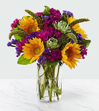 Southwest Sweetness Bouquet - 1 GRANDE JAR INCLUDED