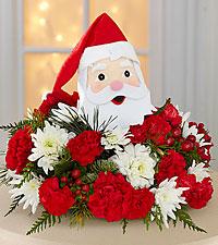 Santa's Celebration Centerpiece