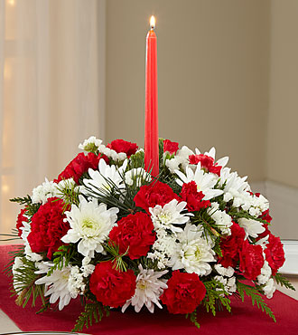 Merry Times Holiday Centerpiece