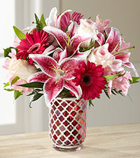 The Sweet Life Bouquet - VASE INCLUDED