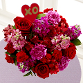 Heart of Hearts Valentine's Day Bouquet Deals