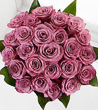 Elite™ Elegance Rose Bouquet - 24 Stems of 18-inch Roses - No Vase