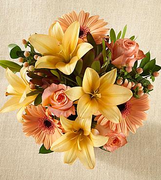 Autumn Awakenings Bouquet - NO VASE