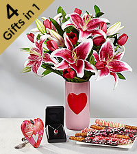 Key to My Heart Valentine's Day Ultimate Gift