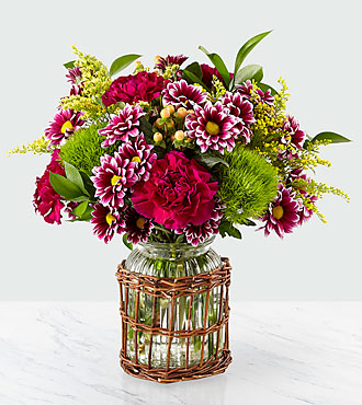 Trail Blazer Fall Bouquet