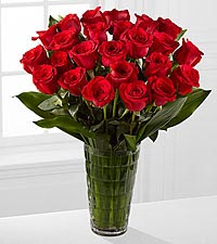 Elite™ Emotion Rose Bouquet - 18-inch Roses