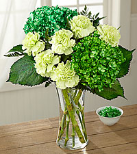 Emerald Isle Bouquet