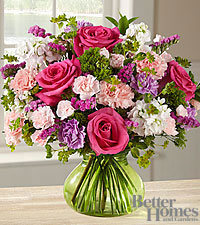 The FTD® Gratitude's Wish Mother's Day Bouquet by Better Homes and Gardens®