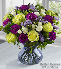 The FTD® Picture Perfect Bouquet by Better Homes and Gardens® - VASE INCLUDED