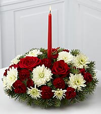 Here We Gather Holiday Centerpiece