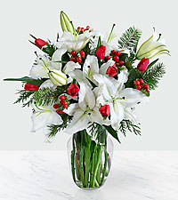 Deluxe Christmas Bouquet
