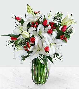 Deluxe Christmas Bouquet
