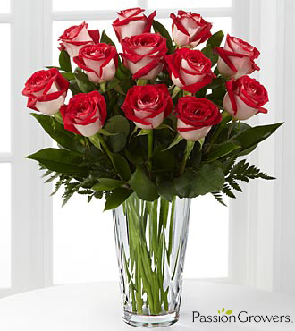 Passion™ for Fun Rose Bouquet