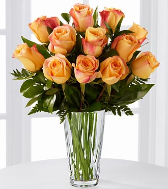 Passion™ for Gratitude Rose Bouquet of 20-inch Roses