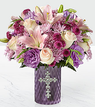 The FTD® God's Gifts™ Bouquet - VASE INCLUDED