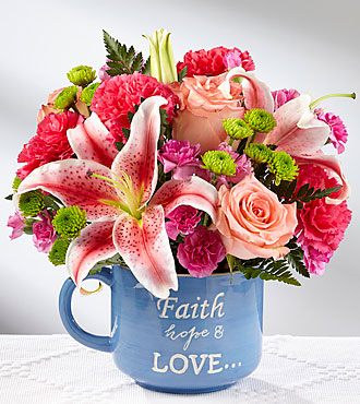Le bouquet FTD® Be Blessed™