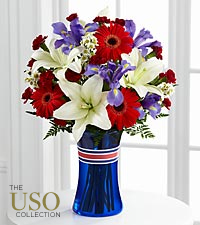 Star-Spangled Happiness Bouquet