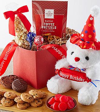 Beary Happy Birthday in a Box