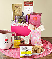 Best Friend Gift Basket