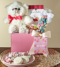 Momma Bear Cookies & Treats Gift Box